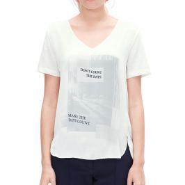 Bluza dama V1 s.Oliver, cu imprimeu