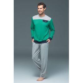 Pijama barbateasca BLACKSPADE 7390, din modal