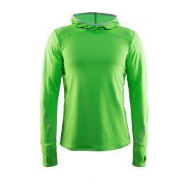 Hanorac barbatesc CRAFT Mind Hood, verde