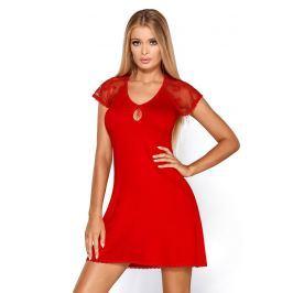 Neglijeu elegant Hillary Red