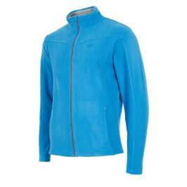 Bluza sport barbateasca Blue, material fleece