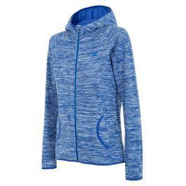 Hanorac sport de dama 4F Blue, material fleece