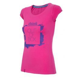 Tricou sport de dama 4F Think out of box