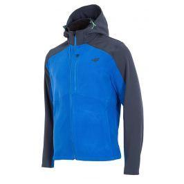 Hanorac barbatesc 4f Softshell Blue