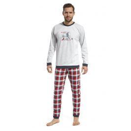 Pijama barbateasca CORNETTE Football all my life