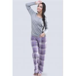 Pijama dama Anabell gri