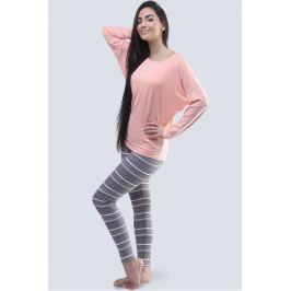 Pijama dama Winter, maneca tip liliac