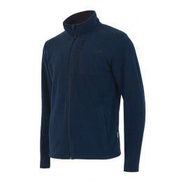 Bluza barbateasca 4f Navy, material fleece