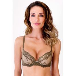 Sutien Dark Olive Push-Up
