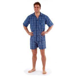 Pijama barbateasca Harvey, pantalon scurt