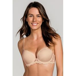 Sutien Fantastic Triple Push-Up Beige