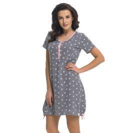 Camasa de noapte Leila Pink, sarcina si alaptare