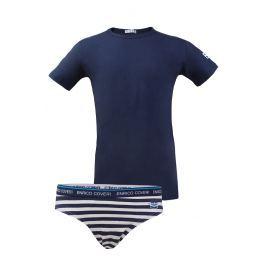 Set baieti Enrico Coveri, tricou si chilot