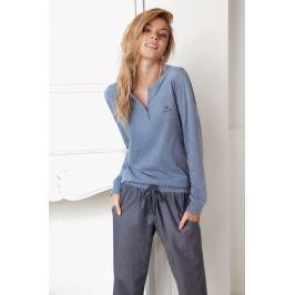 Pijama dama Alice albastru