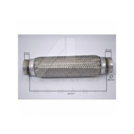 Racord flexibil esapament 60x300 mm