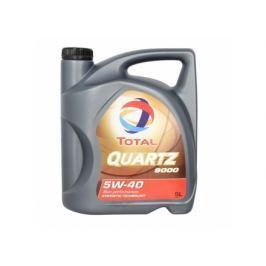 Ulei motor Total Quartz 9000, 5W40, 5L