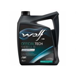 Ulei motor WOLF Officialtech LongLife III, 5W30, 5L