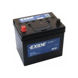 Baterie auto Exide, Excell, 60ah, 390A, EB605