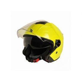 Casca motocicleta Open-Face Richa Trend, marime M, culoare Galbena