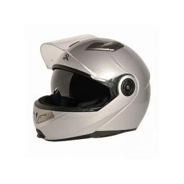 Casca motocicleta Integrala Richa Explorer, marime M, culoare Argintie
