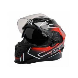 Casca motocicleta Integrala Richa Xenon Graphic, marime L, culoare Neagra