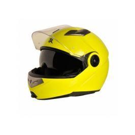 Casca motocicleta Integrala Richa Explorer, marime M, culoare Galbena