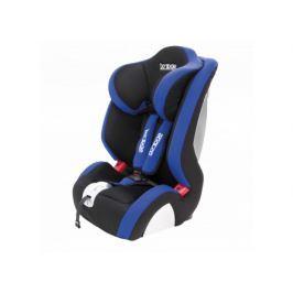 Scaun auto copii Sparco F1000K, recomandat copiilor cu greutate 9-36 kg, Albastru/Negru