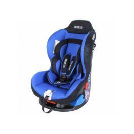 Scaun auto copii Sparco F5000K, recomandat copiilor cu greutate 0-18 kg, Albastru/Negru