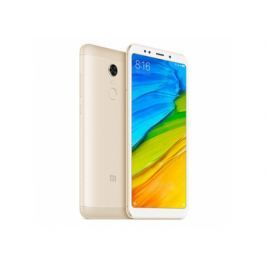 Telefon mobil Xiaomi, Xiaomi Redmi 5 Plus 64GB, 5,99in FHD PLUS, Octa Core, 12MP, 4000mAh, Gold