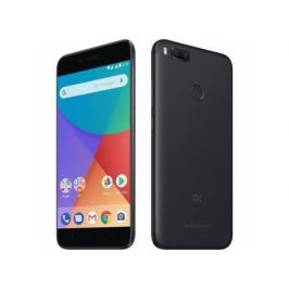 Telefon mobil Xiaomi, Mi A1 64GB, 5,5in FHD, Octa Core, 12MP, 3350mAh, Black