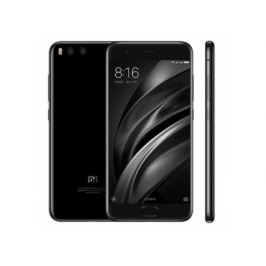 Telefon mobil Xiaomi, Mi6 64GB, 5,15FHD, Octa Core, 12MP, 3350mAh, Black