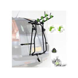 Suport 3 biciclete cu prindere pe hayon, Green Valley