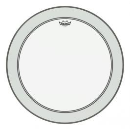 Remo Powerstroke 3 Clear 24''