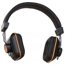 Orange Headphones - Dark Edition