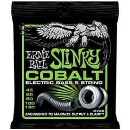Ernie Ball 2736 Cobalt Slinky Bass 5 45-130