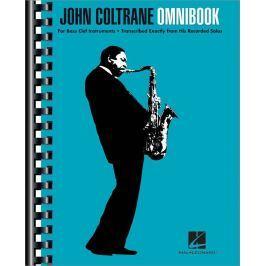 Hal Leonard John Coltrane Omnibook Bassoon, Trombone, etc