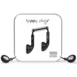 Happy Plugs Earbud Black Saint Laurent Marble