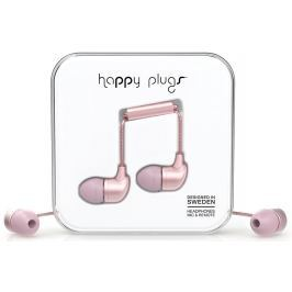 Happy Plugs In-Ear Pink Gold Matte Deluxe Edition