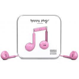 Happy Plugs Earbud Plus Pink