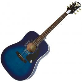 Epiphone PRO-1 Plus Acoustic Blueburst