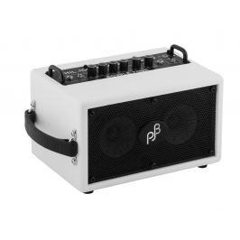 Phil Jones Bass BG-75 Double Four, White