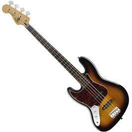 Fender Squier Vintage Modified Jazz Bass Left-Handed 3T Sunburst