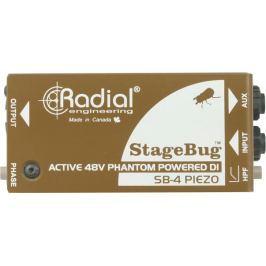 Radial StageBug SB-4 Piezo DI