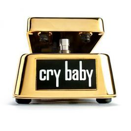 Dunlop GCB95G 50th Anniversary Gold Cry Baby