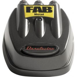 Danelectro D-3 Fab Metal