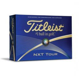 Titleist Nxt Tour Ball White