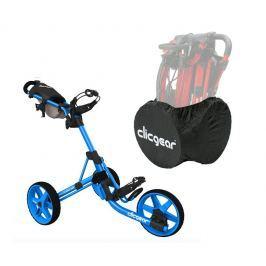 Clicgear 3.5 Blue SET
