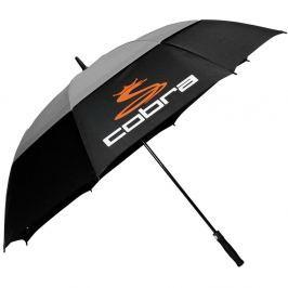 Cobra Double Canopy Umbrella Blk