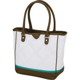 Callaway Uptown Tote Bag Wht/Tel