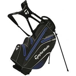 Taylormade Waterproof Stand Bag Blk/Blu